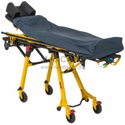 resQnirps XL, Allwetterschutz für Krankentragen Farbe: blau
