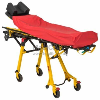 resQnirps XL, Allwetterschutz für Krankentragen Farbe: rot