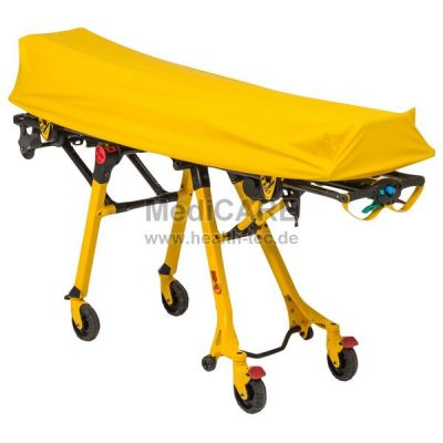resQnirps XL, Allwetterschutz für Krankentragen Farbe: gelb