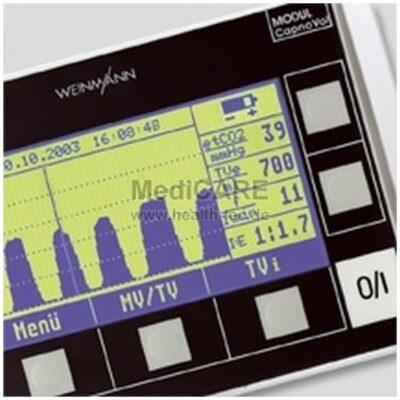Beatmungs-Monitoring Modul CapnoVol - Gebrauchtgerät