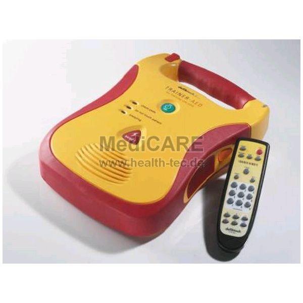 DefiBtech Lifeline AED / AUTO Trainer als Komplettpaket inklusive Zubehör: