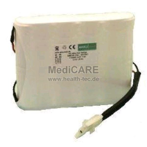 Akku Nickel-Cad für Defibrillator- Typ: Hellige SCP851/852