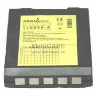 Akku-Pack für Defibrillator Typ: Cardiolog 2000 / Cardio Aid