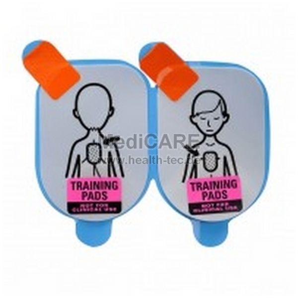 DefiBtech Ersatzkleber Trainingselektrode VE=5 Paar, Kinder