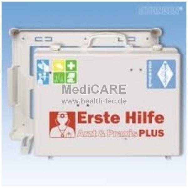 Söhngen Arzt + Praxis PLUS Notfallkoffer weiß, leer