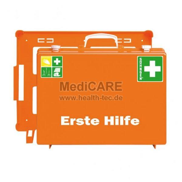 Söhngen Erste-Hilfe-Notfallkoffer MT-CD leer, orange