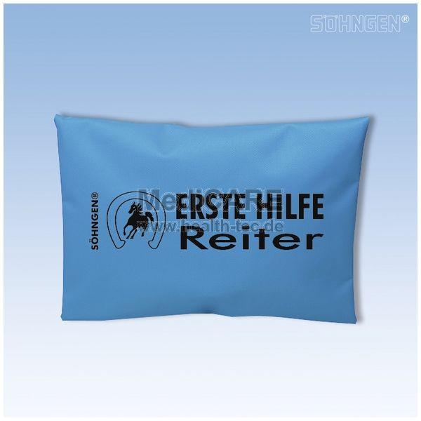 Söhngen Erste-Hilfe-Tasche, blau für Hobby Reiter
