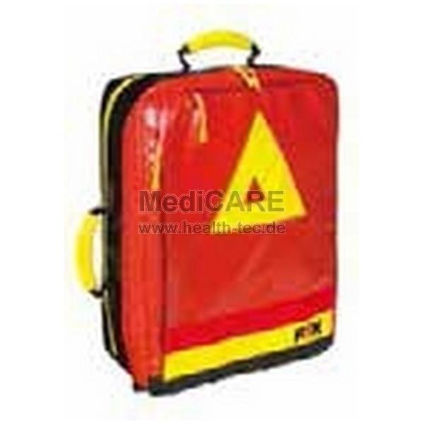 Notfallrucksack, Wasserkuppe L Material: PAX PLan, Farbe: rot