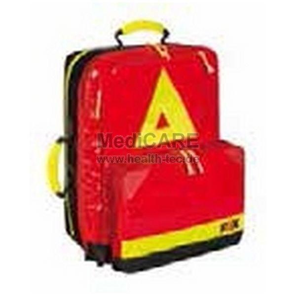 Notfallrucksack, Wasserkuppe L FT Material: PAX Dura, Farbe: rot