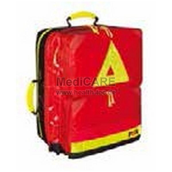 Notfallrucksack, Wasserkuppe L FT2 Material: PAX Dura, Farbe: rot