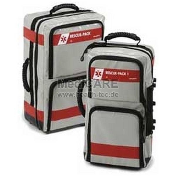 Weinmann Rescue-Pack I leer, inkl. Zubehörtasche, grau