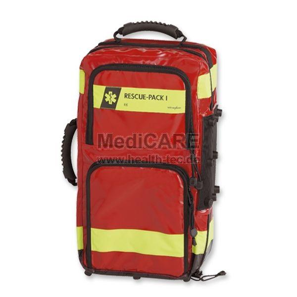 Weinmann Rescue-Pack I leer, inkl. Zubehörtasche, rot