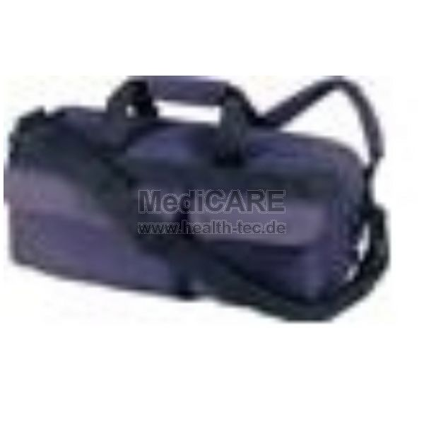 AEROtreat® Tragetasche für O2-Flasche 2L Farbe: schwarz, strapazierfähiges Gewebe