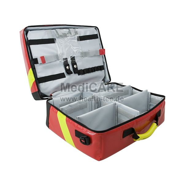 Kinder-Notfall-Tasche AEROcase EMS Material: Plane, Farbe: rot