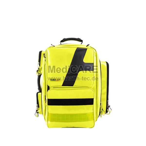 AEROcase® Rucksack PRO EMS PXL1C Planstoff, tagesleuchtgelb