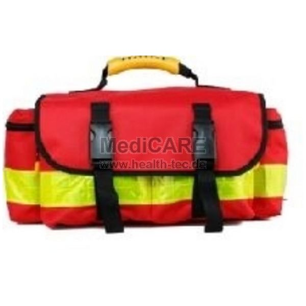 Notfalltasche YELLOW Small Red Material: Polyester-Nylon, Farbe: rot