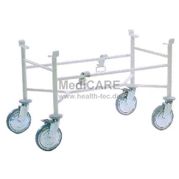 Krankentragengestell ultraROLLER I Fahrgestell für Krankentragen