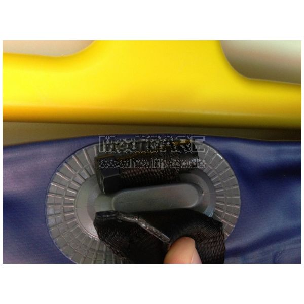Kunststoff-Schrauben mit Muttern (VE= 10 Stück) für Schnitzler Vakuummatratze Modell: 813 K