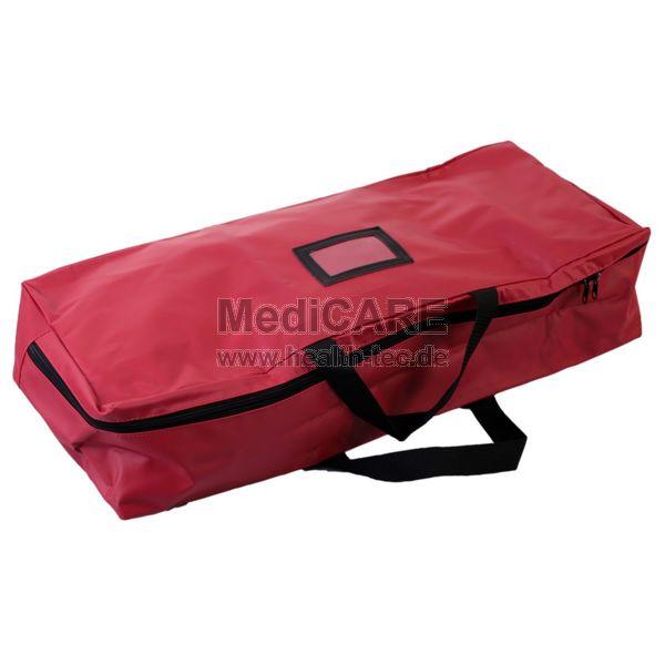 Universaltasche / 62x27x10cm Farbe: rot / z.B. für 6 Halskrausen
