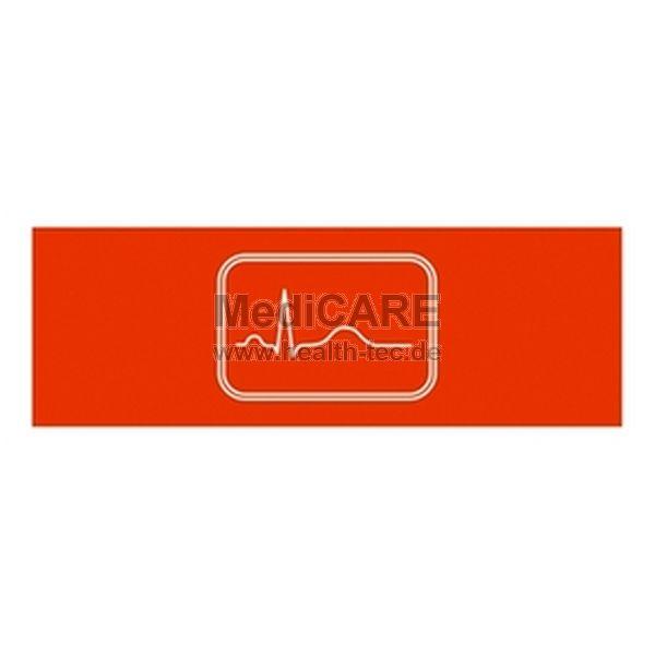 Normsymbol: EKG selbstklebendes Label