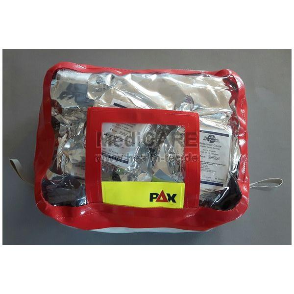 MediCARE Modul Blutstillung in PAX-Modultasche FT (rot)