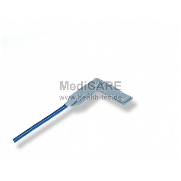 Set Klettbänder (VE = 10) zur Positionierung von Wrap-Sensoren