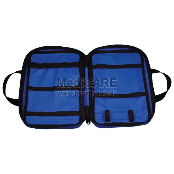 VBM Difficult-Airway-Tasche Farbe: blau, ohne Inhalt
