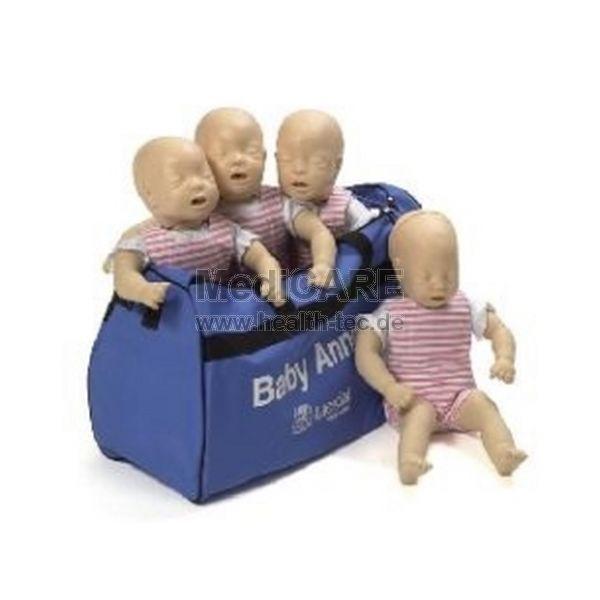 Laerdal Baby Anne, 4er Pack HLW-Trainingsmodelle