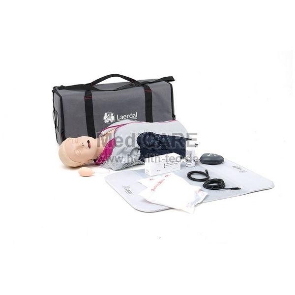 Laerdal Resusci Anne QCPR, AED und Airway Torso, inkl. Tragetasche
