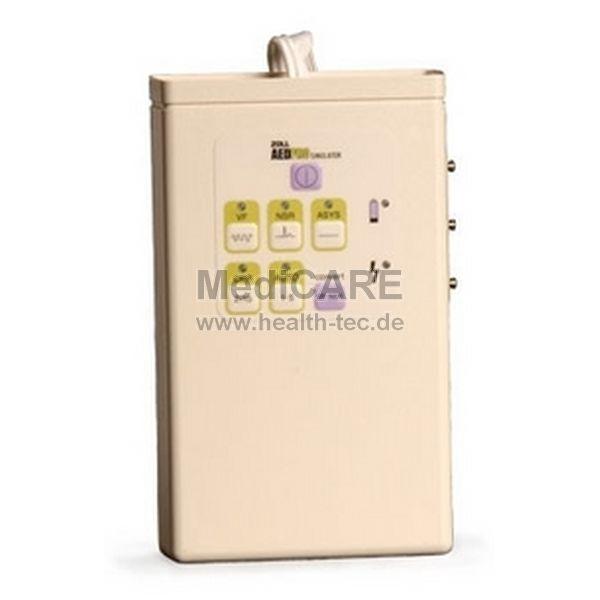 Symbio AED-EKG-Simulator mit R2-Stecker (WelchAllyn+NihonKohden)