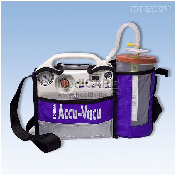 Söhngen Sekretabsaugpumpe Accu-Vacu