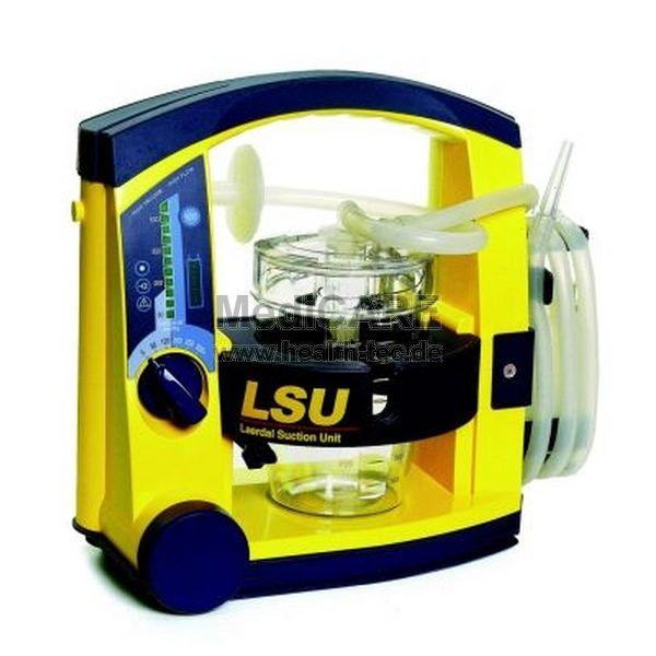 Laerdal LSU 4000 Absaugpumpe mit Mehrwegbehälter