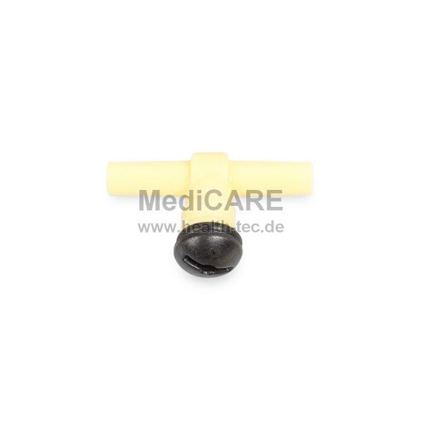 T-Stück für Einmalsammelbehälter für Accuvac Basic / Rescue