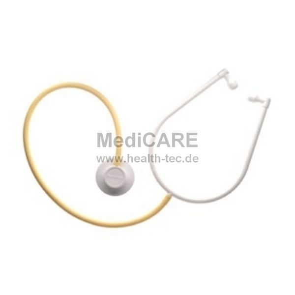 WelchAllyn Stethoskop Uniscope Einweg, für Erwachsene, Farbe: gelb
