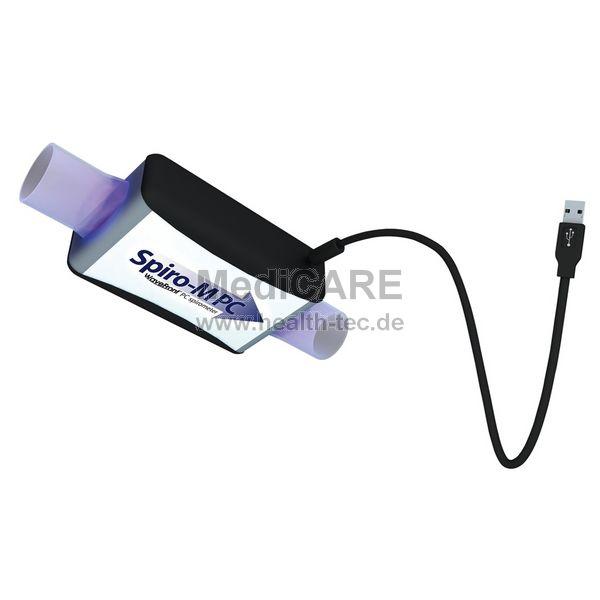 medical ECONET Spiro-M PC PC-Spirometer mit GDT Schnittstelle