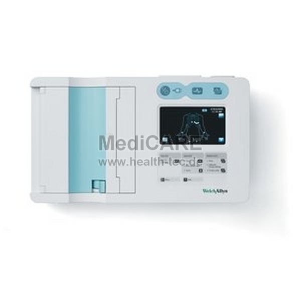 WelchAllyn CP50 Basic mit Drucker 12-Kanal-EKG-Gerät ohne Interpretation