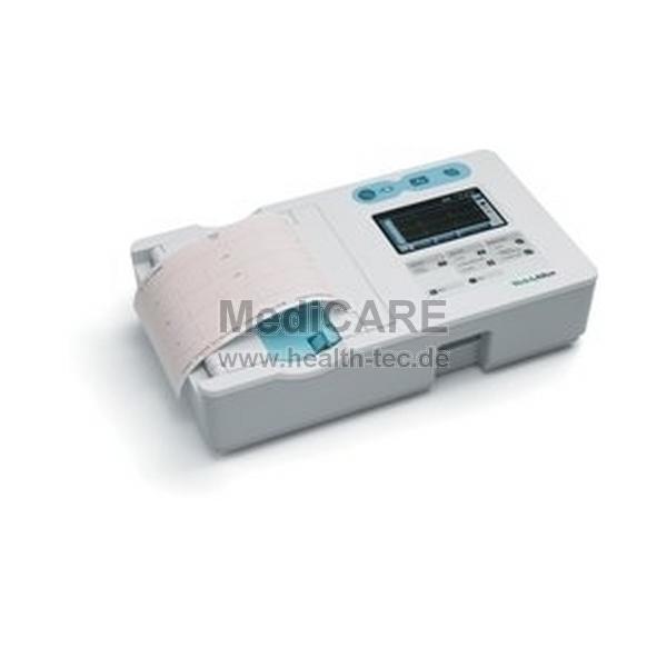 WelchAllyn CP50 Plus ohne Interpretation 12-Kanal-EKG-Gerät, 10cm Drucker