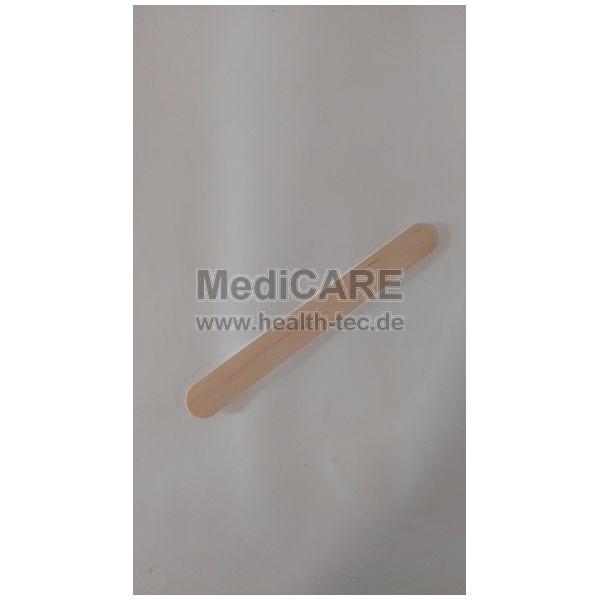 Holzmundspatel unsteril 15 cm; 100 Stück