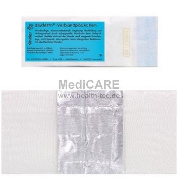 aluderm® Kinder Verbandpäckchen groß einzeln, steril verpackt