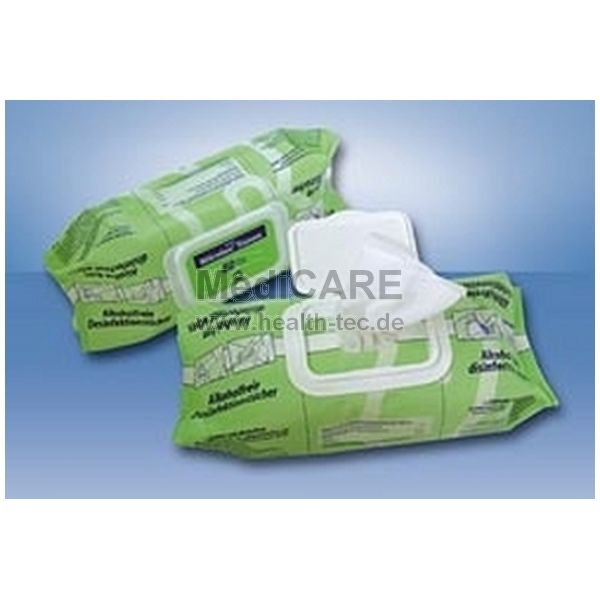 Bode Mikrobac® Tissues Pack = 80 Tücher, 180 x 200mm