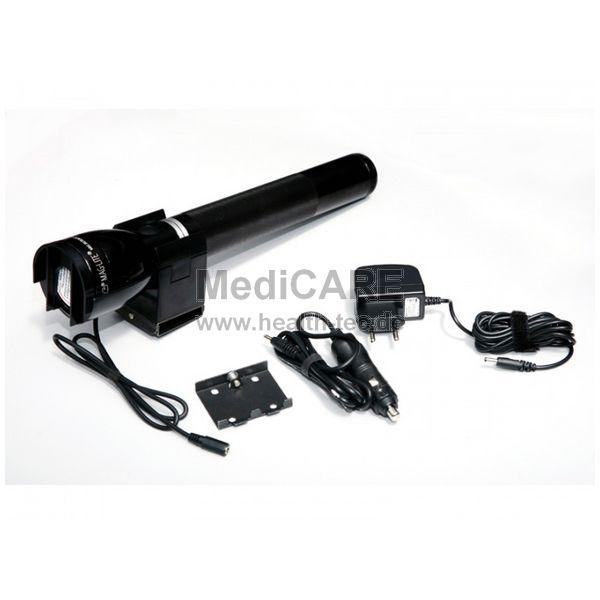 LED MagCharger Stablampe als komplettes Set