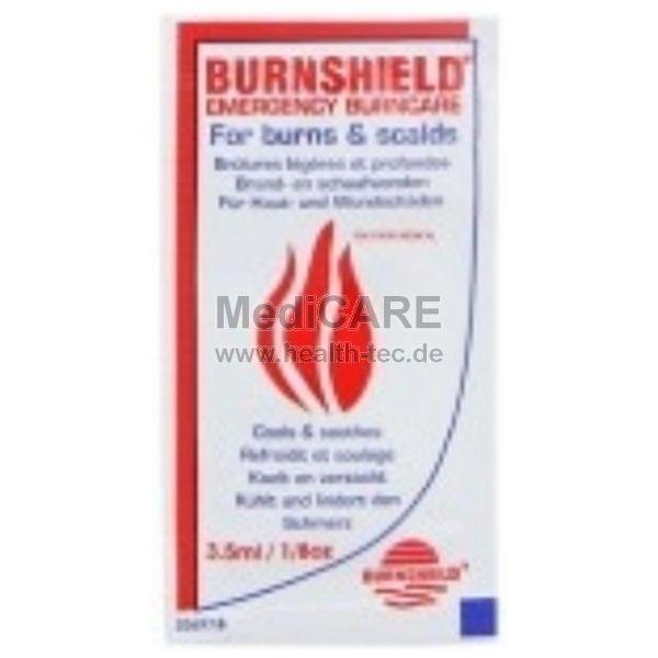 BurnShield Gel 3,5g - steril zur Versorgung von Verbrennungen