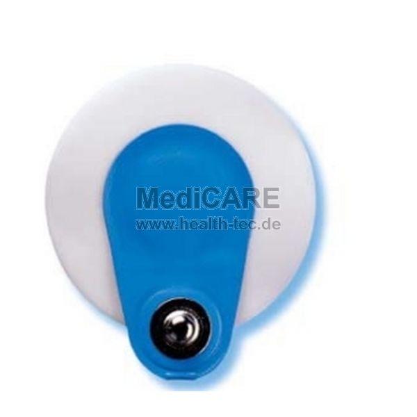 EKG-Einmalelektroden, VE = 500 Stck. Blue Sensor, Größe 48mm, Druckknopf